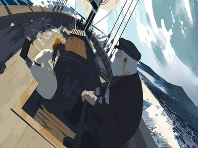 Virtual Reality Experience - Age of Sail