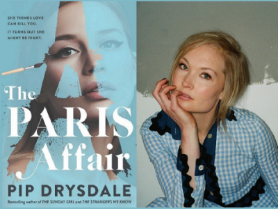 Conversation with Pip Drysdale