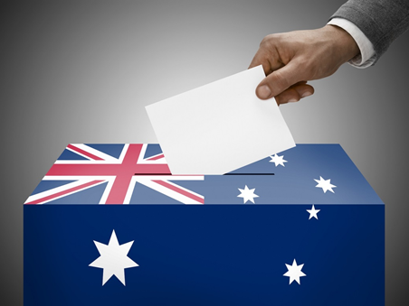 How to Vote in Australia