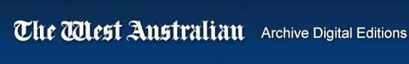 The West Australian - Archive Digital Editions
